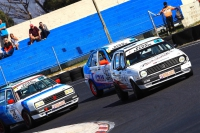 Jacques Geldenhuys seems the man to beat in GTi Challenge Class B